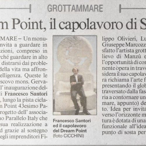 Il Messaggero 7/5/2012