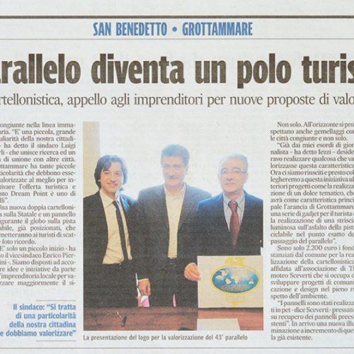 Corriere Adriatico 04/02/2011