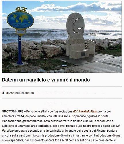 La Nuova Riviera 08/01/2014