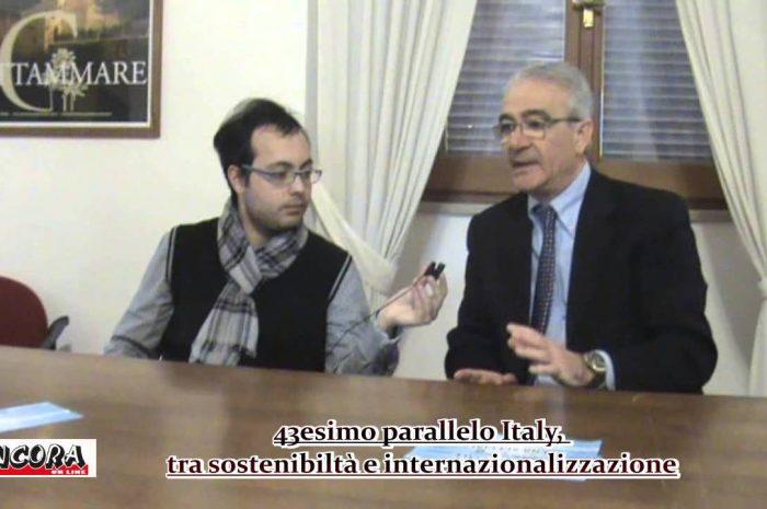 Grottammare: presentazione eventi 43esimo parallelo 2014