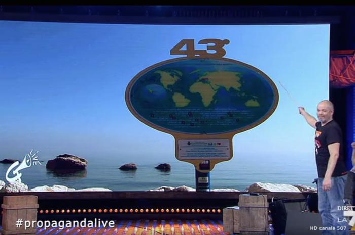 Tiangong 1 rischio caduta in prossimità del 43° Parallelo Italia